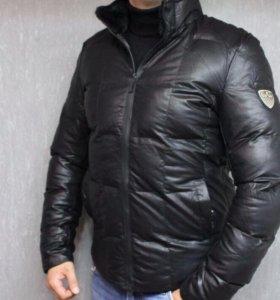 Куртка Armani еврозима новая мужская