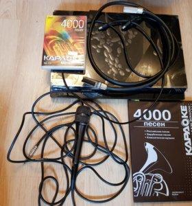 DVD проигрыватель + Recorder