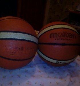 Баскетбольные мячи номер 5