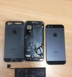 Запчасти на Iphone 5