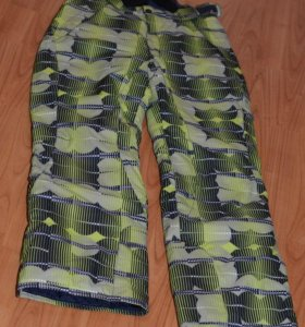 лыжные брюки Glissade