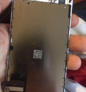Дисплей на Iphone 7