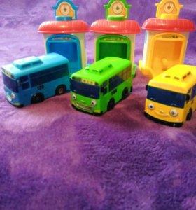 Автобусы тайо