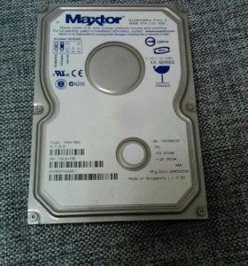 Жесткий диск Maxtor на 80 GB