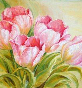 Обучение живописи, уроки рисования