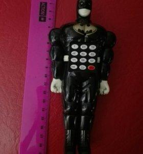 Новая пластиковая игрушка Бэтмен 18см