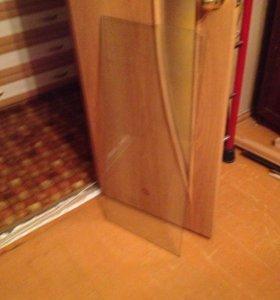 Стекло и стеклянные полочки(недорого)‼️
