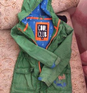 Куртка (рост 110-116)