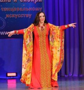 платье для танца живота - халиджи