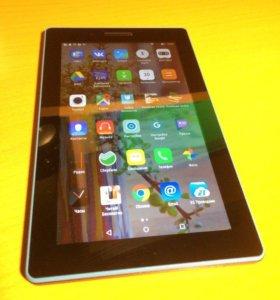 """Lenovo Tab3 710I Essential 7"""" 8Gb 3G D.Blu"""
