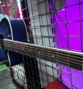 Новая гитара Kaspar