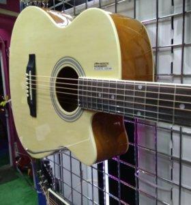 Новая хорошая гитара Elilara