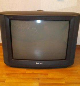 Телевизор Rolsen C2910 чёрный