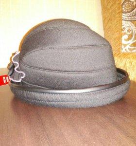 Шляпка демисезонная НЕ Б/У, СОВЕРШЕННО НОВАЯ