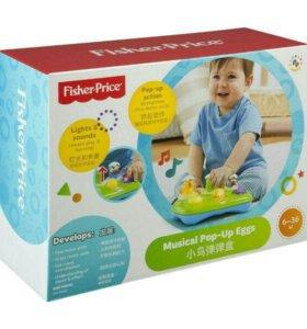 Развивающая игрушка Fisher Price Маленькие друзья