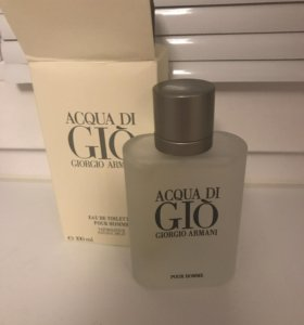 Духи Acqua di Gio 100 ml