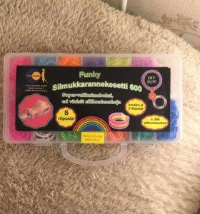 Набор резиночек для плетения