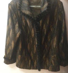 Куртка с подстежкой
