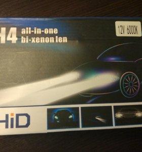 Ксеноновые лампы HID 12V 6000K H4