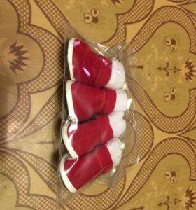 Обувь для собачек