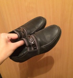 Макасины/туфли на мальчика 32