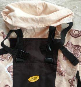 Рюкзак кенгуру (новый)