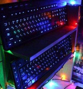 Продам 1 по выбору клавиатуру в хорошем состоянии.