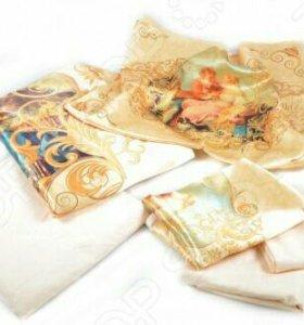 Комплект постельного белья «Аморе» Евро
