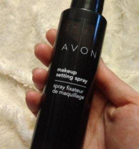 Спрей для закрепления макияжа Avon