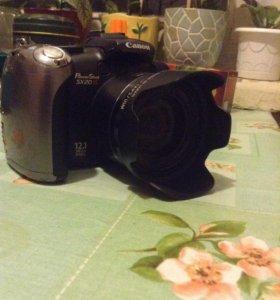 Фотоаппарат canon PowerShot SX 20 IS