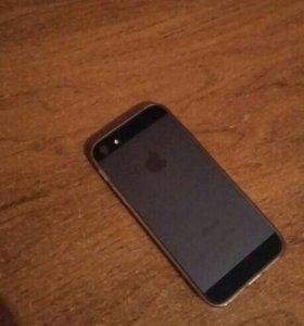Iphone 5 16gb. Оригинал.состояние идеальное.
