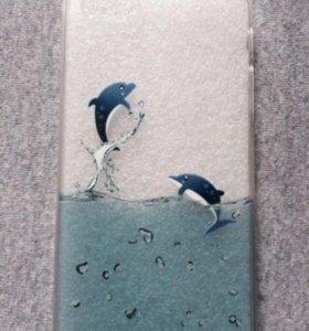 Чехол на iPhone 5s✨