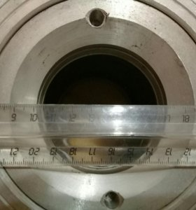 Кран шаровый КШ 100/75