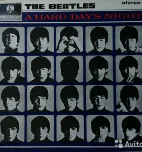 LP The Beatles A Hard Day's Night (UK/France)