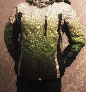 Куртка Volkl от горнолыжного костюма