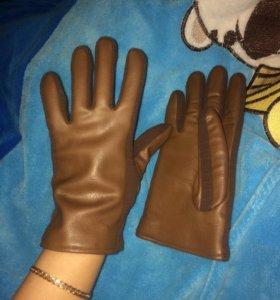 Перчатки осень-зима