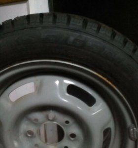 Комплект колес. Зима