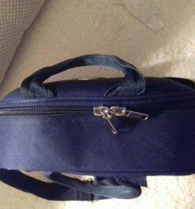Сумочка чемоданчик новая