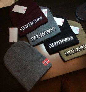 Новые шапки NAPAPIJRI