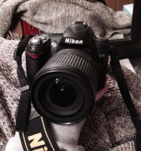 Nikon D90 + полезности