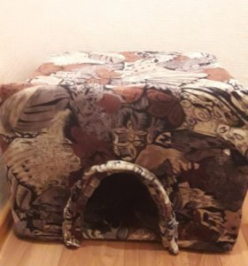 Кошкин домик новый