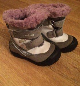 Ботинки - сапоги Reima зима