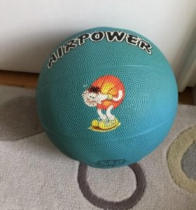 Новый баскетбольный мяч