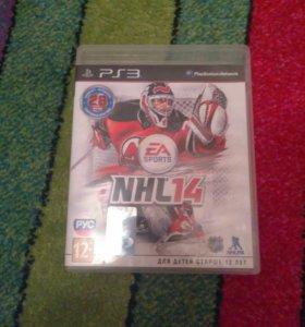 "Игра для PS3 ""NHL14"""