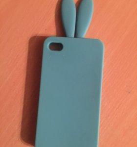 Чехлы на iPhone 4, цена поштучно