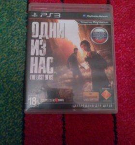 "Игра для PS3 ""The last of us"""