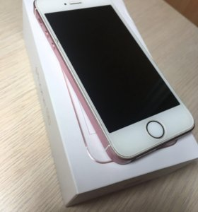 Apple iPhone SE rose gold