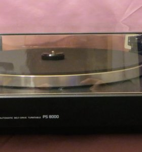 GRUNDIG PS8000 W. GERMANY