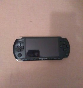 PSP + чехол