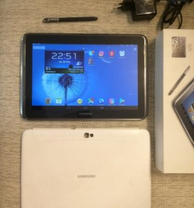 Планшет Samsung Galaxy Note 10.1 3G 16Gb